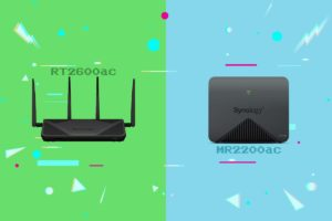 Synology『RT2600ac』+『MR2200ac』でメッシュWi-Fiを構築!初期設定が超簡単だった!