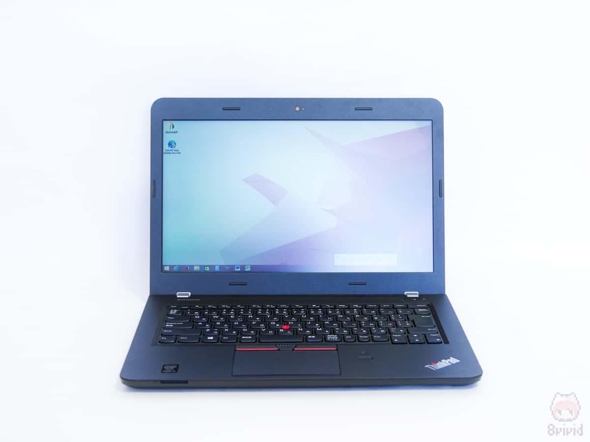 無事、ノートPCのHDDがSSDに換装された!