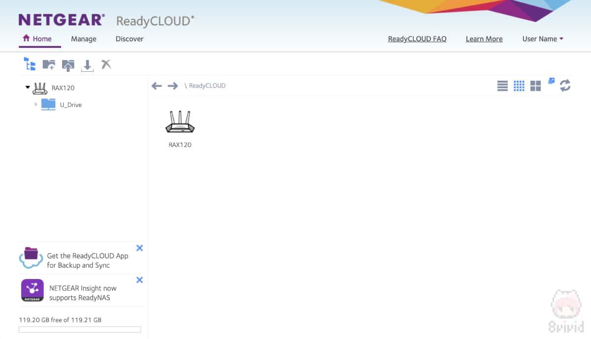 アカウントを作成すれば、ネットワーク上からもアクセス可能。