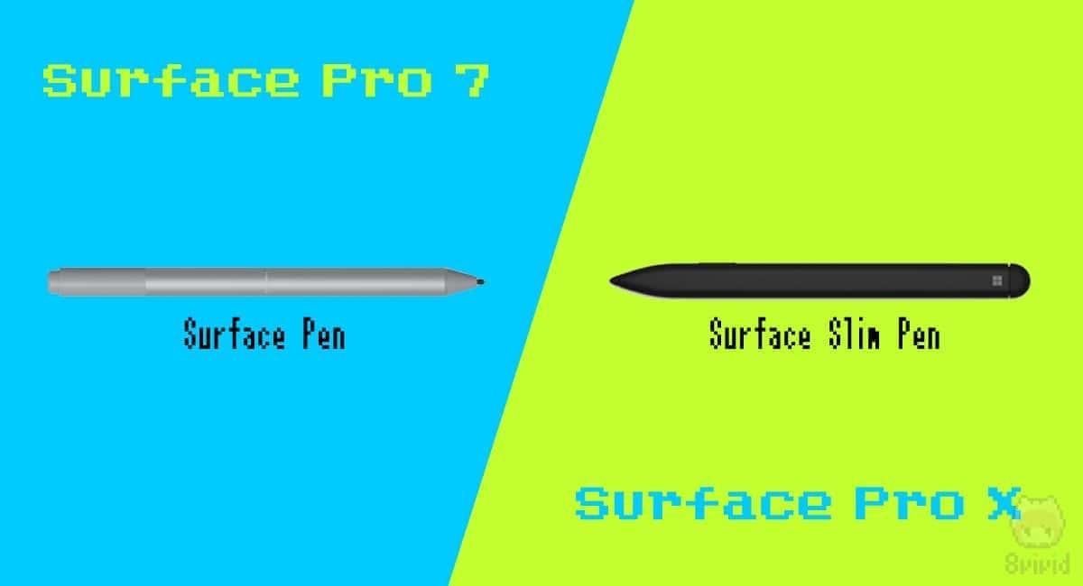 デジタイザーペン:Surface Penの種類