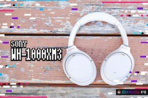 """【レビュー】Sony『WH-1000XM3』—有線&無線で音楽が止まらない""""着る""""ノイキャンヘッドホン"""