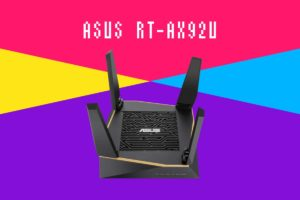 ASUS『RT-AX92U』が10月日本上陸だと!?トライバンド・ax両対応な化け物メッシュWi-Fi