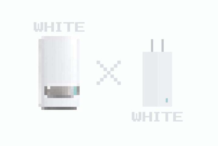 """白い汎用ACアダプターを探す!—本体""""黒""""・ACアダプター""""白""""問題を解決したい話"""