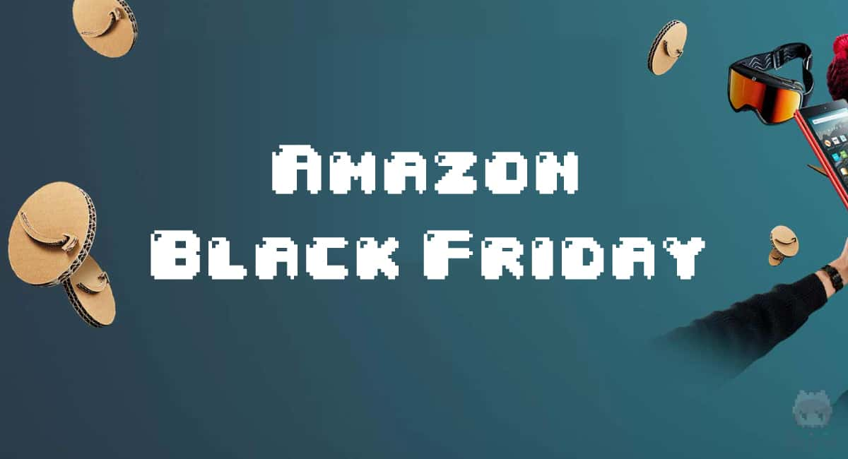 Amazon Black Fridayセール開催