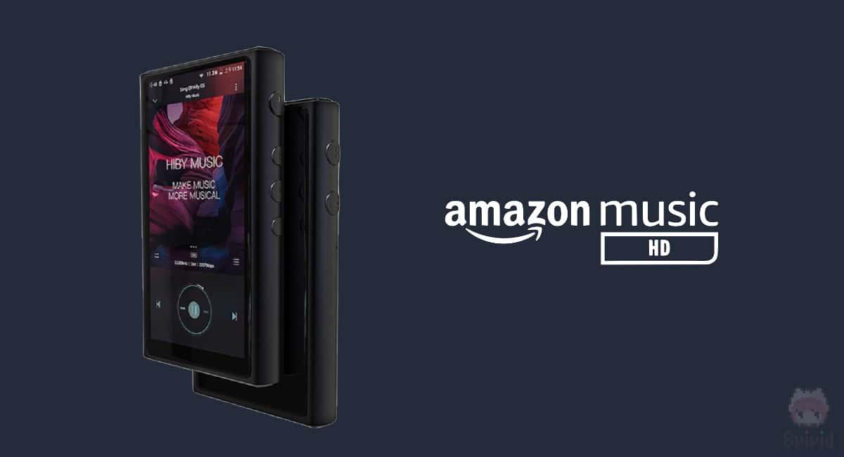 HiBy『R5』はAmazon Music HDのハイレゾ音源対応。