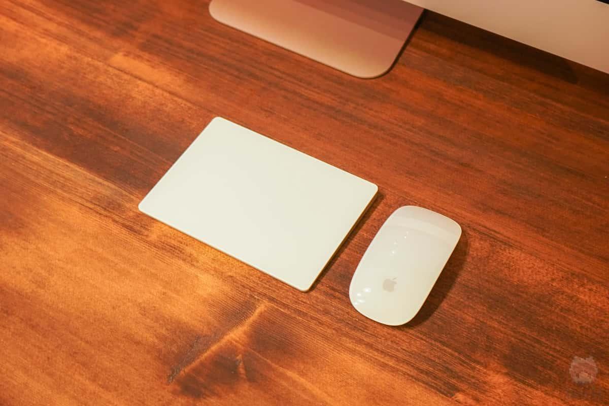 MacBookに慣れているなら、『Magic Trackpad 2』が良き。