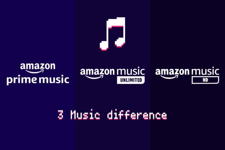 Amazon Musicは3種類?Prime・Unlimited・HDの違い&各種おすすめな人の解説