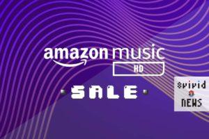 『Amazon Music HDサービス開始記念キャンペーン』開催中。ハイレゾ対応イヤホン/ヘッドホン/アンプがお買い得に!
