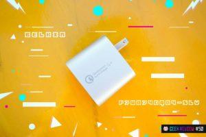 【レビュー】Belkin『BOOST↑CHARGE USB充電器(F7U074dq04-SLV)』—QC4+対応でUSB PDも急速充電もバッチリなUSB充電器[PR]