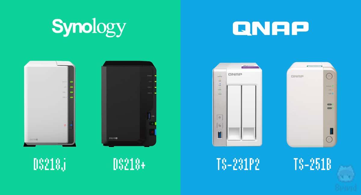 今回は2社4機種を比較。