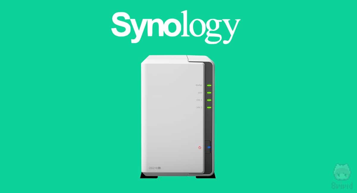 Synology『DiskStation DS218j』に決定。