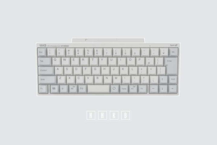 """新型HHKB。WinでもMacでも""""書く""""愉しみを感じるデジタル万年筆"""