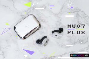 【レビュー】Master & Dynamic『MW07 PLUS』—ノイキャン&40時間再生で音楽が止まらない美しきTWS