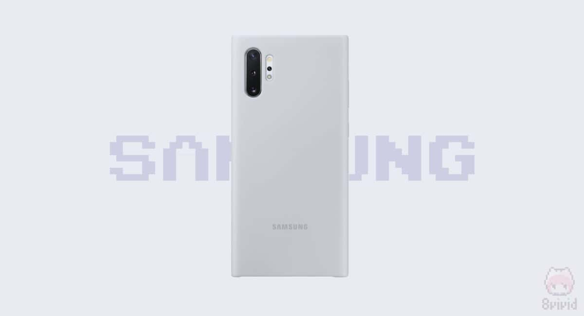 Galaxy Note10+ Silicone Cover