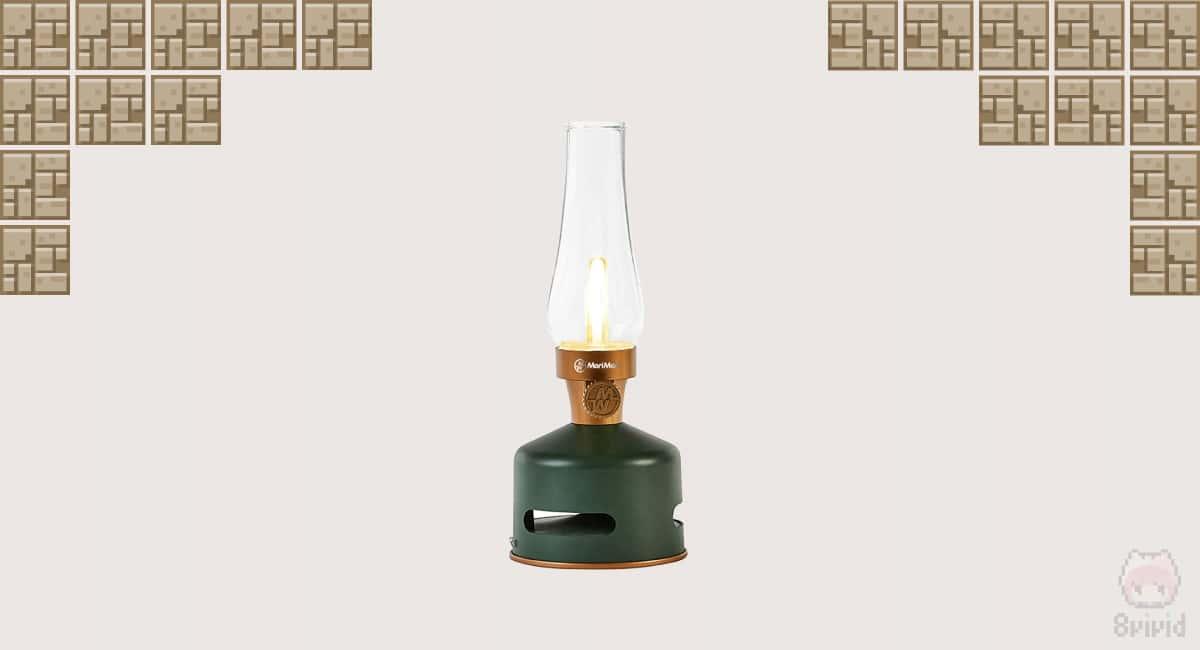 【3】MoriMori『LED Lantern Speaker』