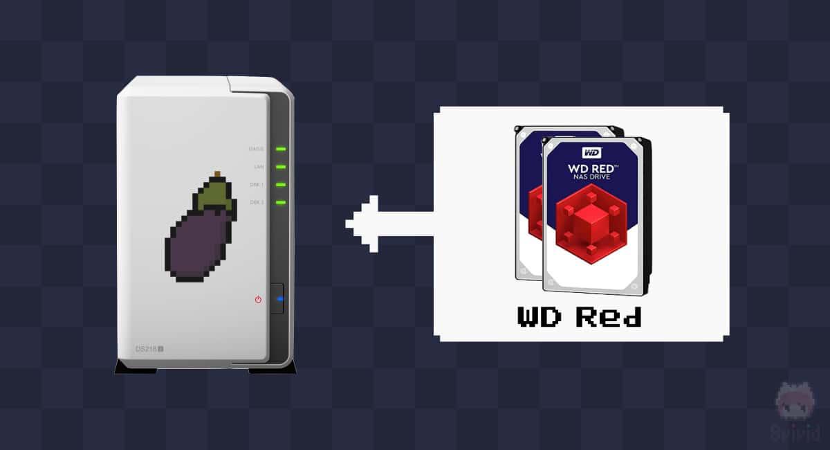 NASおすすめのHDDはWD Redと言われるが…。