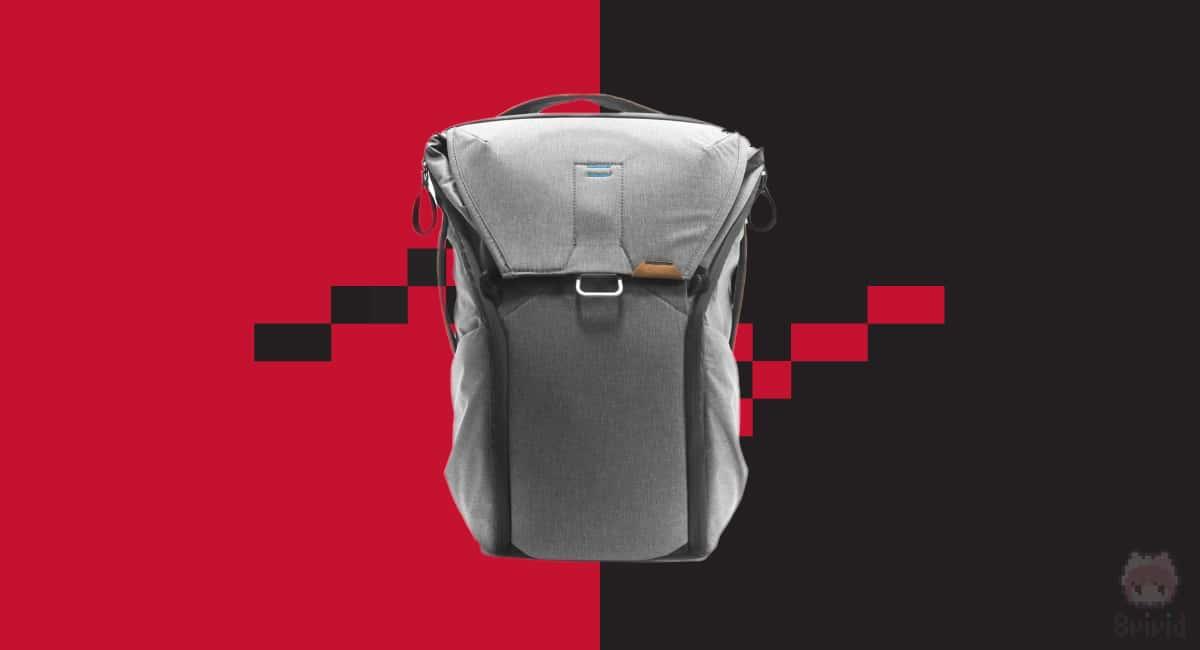 今回購入したのは『Everyday Backpack V1』。