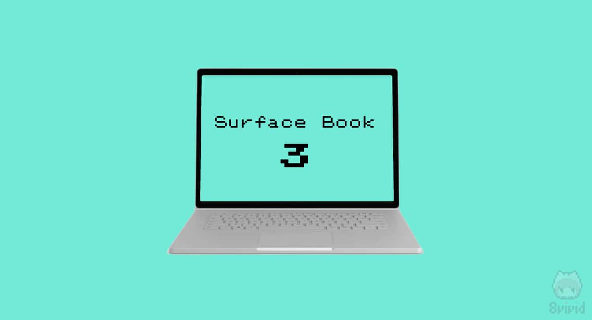 Surface Book 3の勝手予想