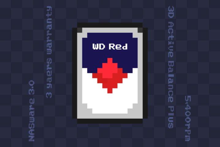 NASにおすすめのHDDが『WD Red』な本当の理由—WD Blueと比較して分かる最適化と信頼性の高さ