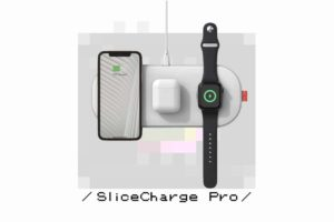 Qi+Apple Watch!AirPower代替の大本命『SliceCharge Pro』を支援した