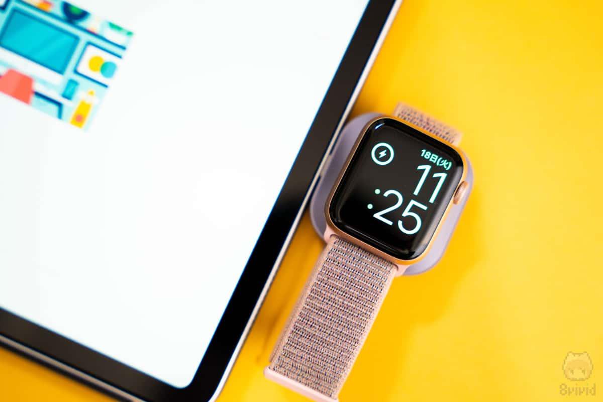 iPad Pro 11″のUSB-Cと接続。