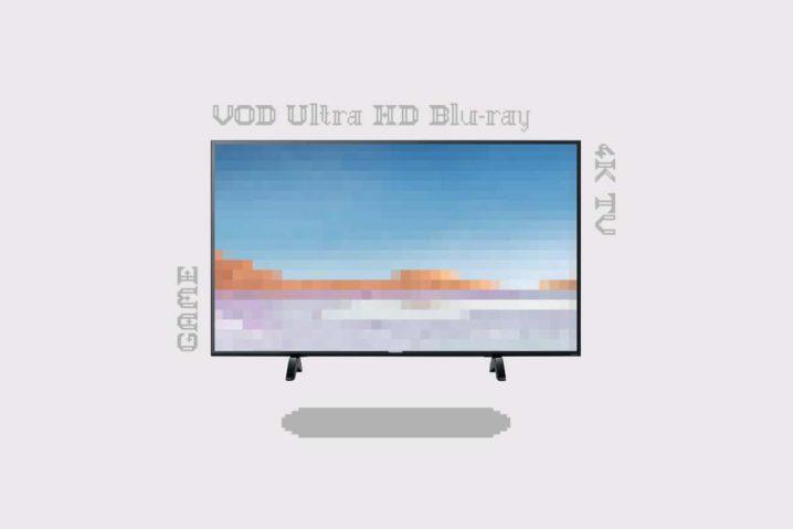 """4Kテレビの必要性は""""高画素エンジン""""にアリ—VOD・UHD BD・Gameが三種の神器"""