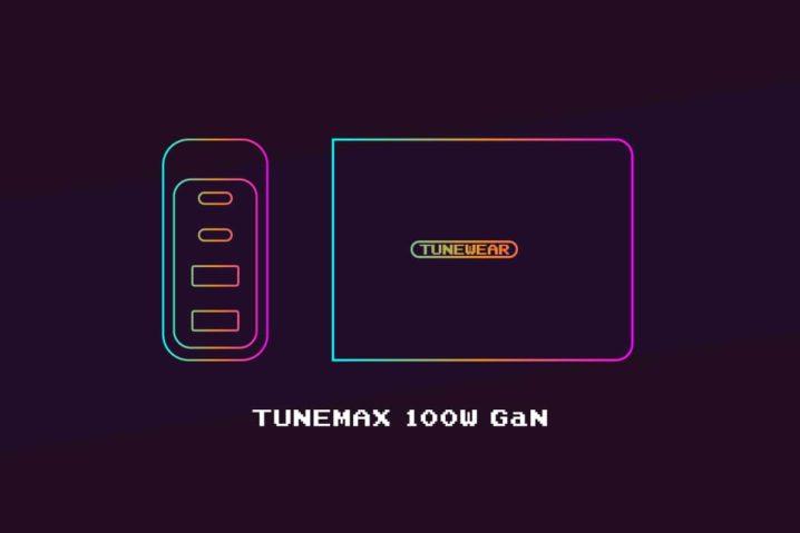 夢のUSB PD 100W充電器。TUNEMAX 100W GaNを支援した!