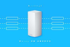 Wi-Fi 6+メッシュルーター。Linksys『Velop AX MX5300』のエモみが深い理由