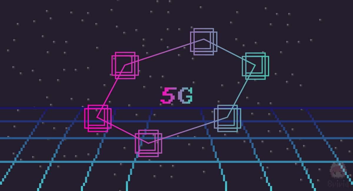 セルラー通信としての5G