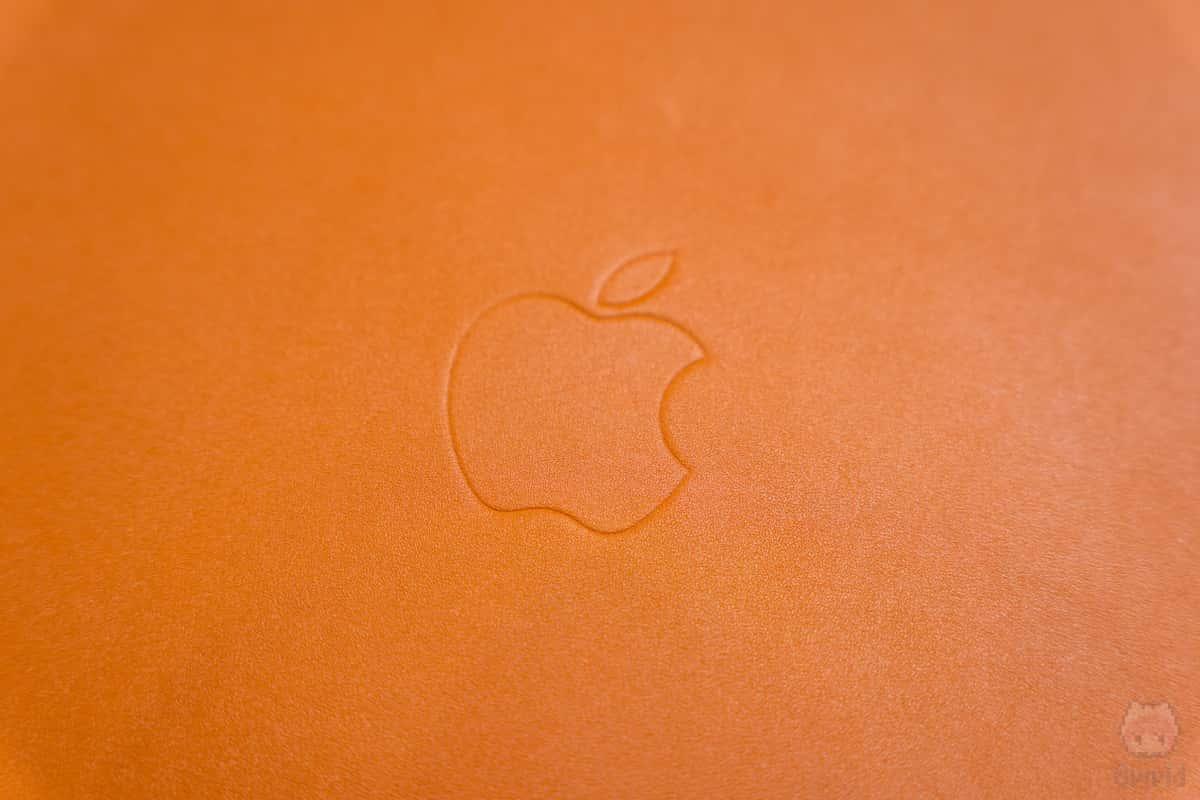 AppleがAppleである証。
