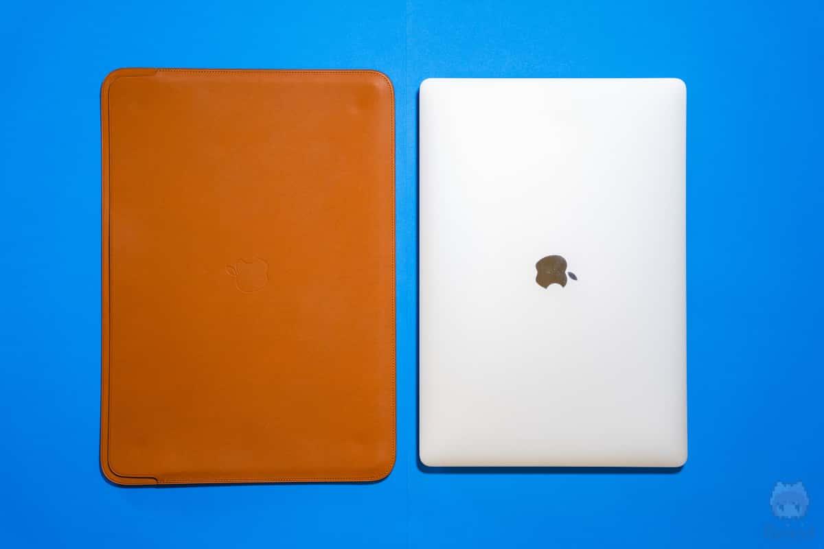 Appleのコンピューターには、Appleのケースを。