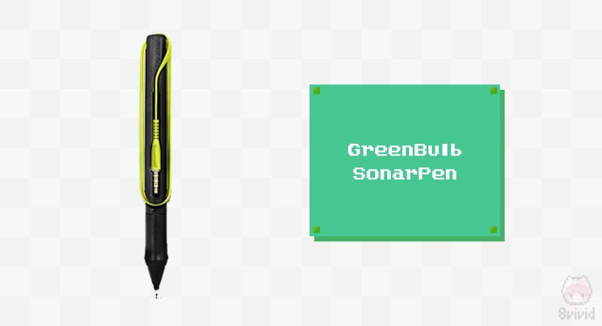 GreenBulb『SonarPen』