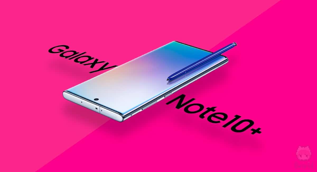 楽天モバイル版Galaxy Note10+のCAロック問題