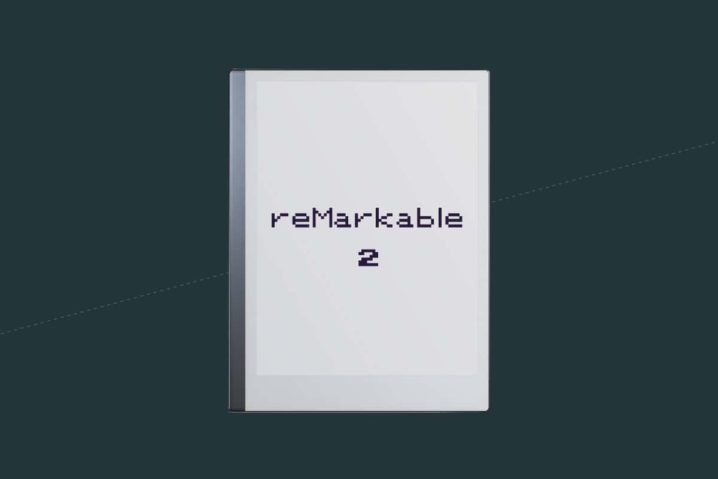 E Inkタブレット『reMarkable 2』は日本へ発送不可が惜しい