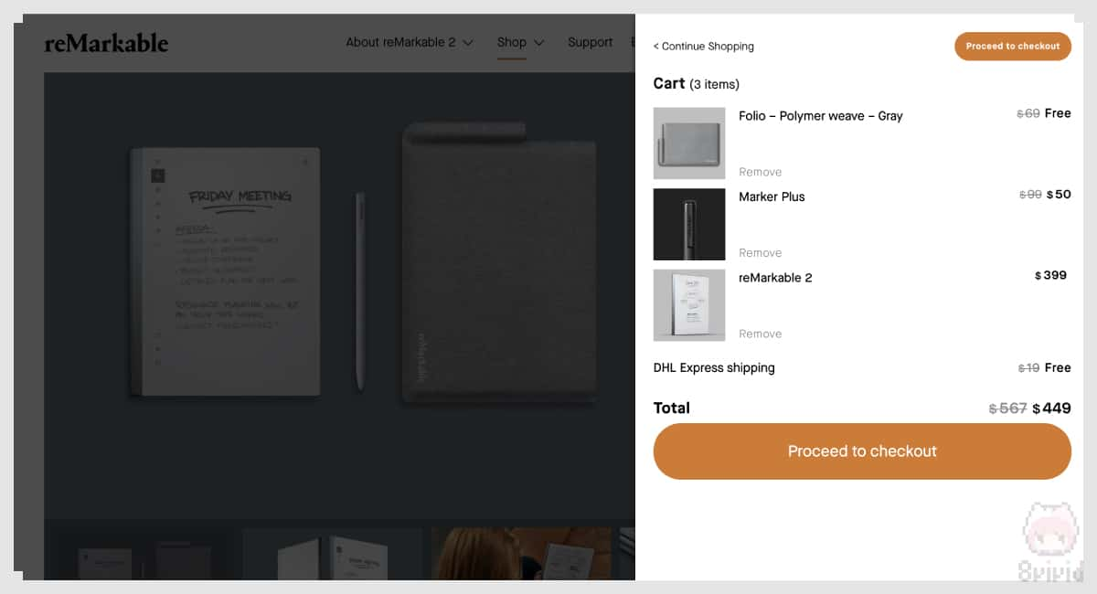 Marker Plusは50ドルで購入可能。