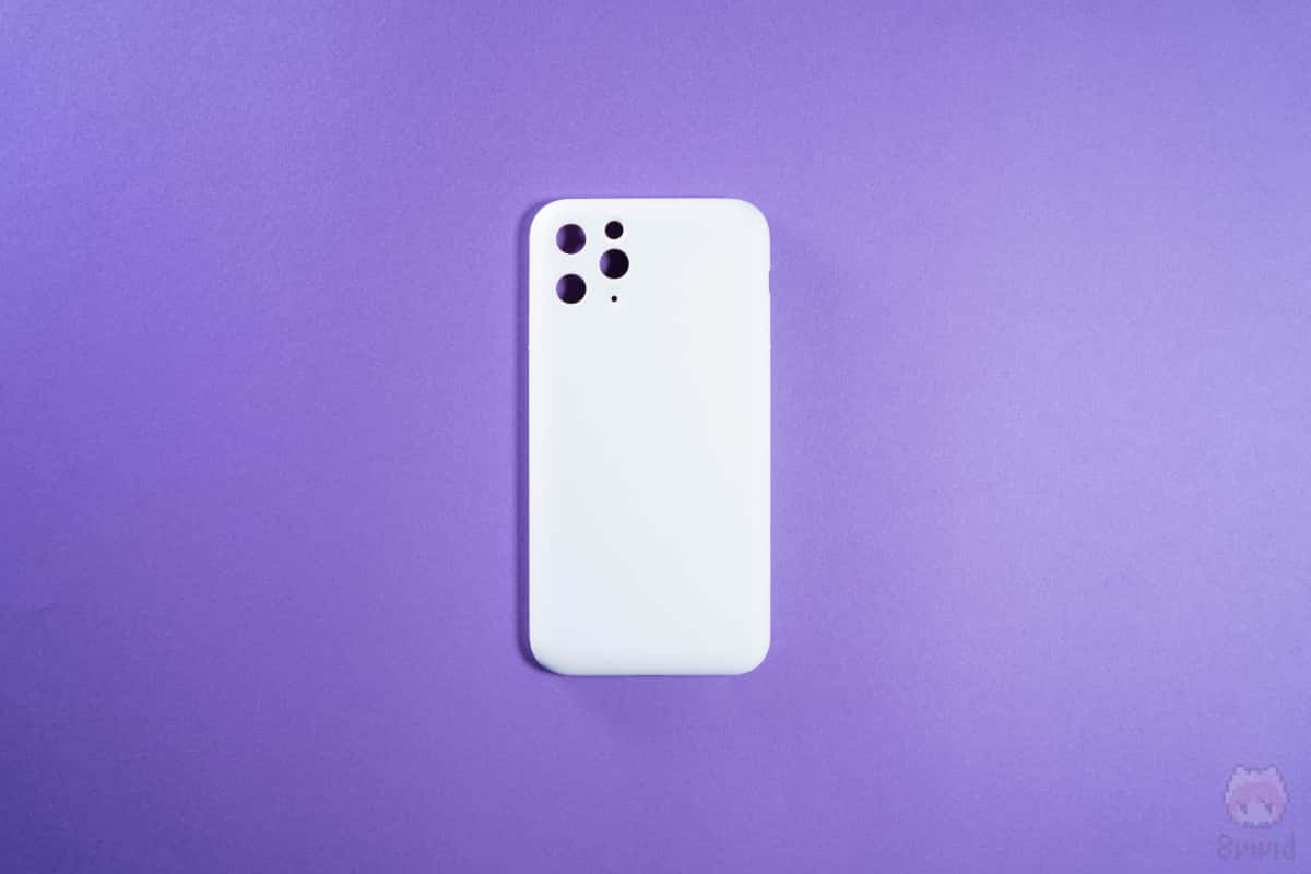 MYNUS iPhone 11 Pro CASE外側。