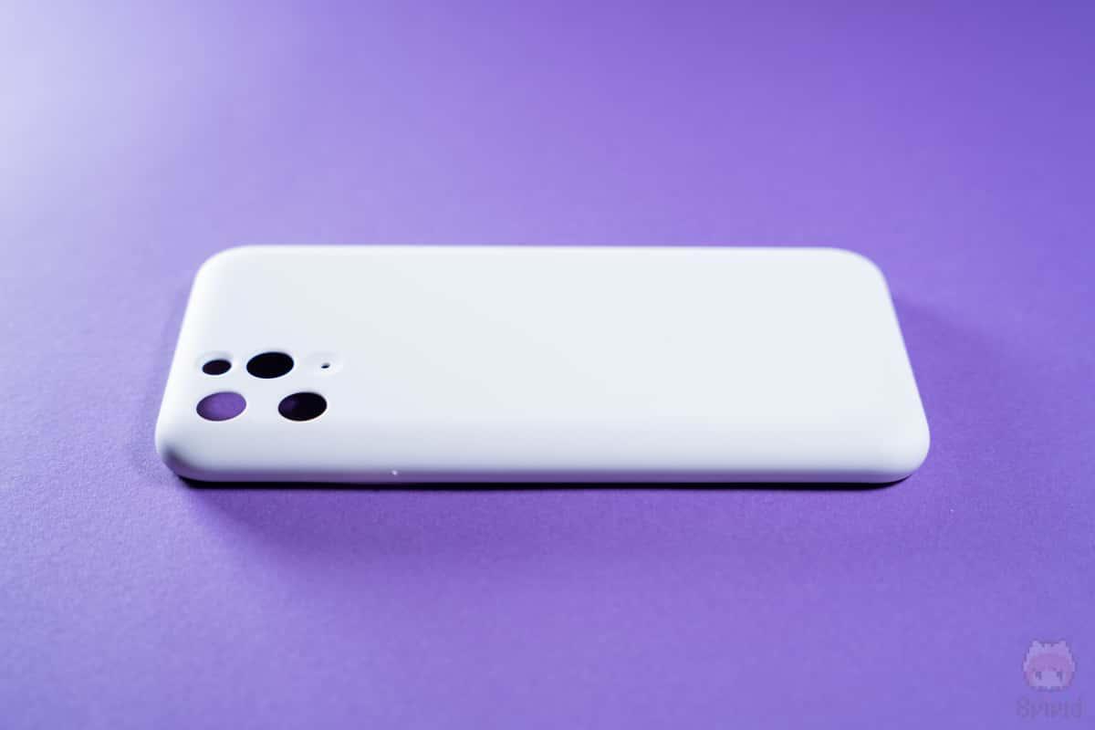 MYNUS iPhone 11 Pro CASE右側面。