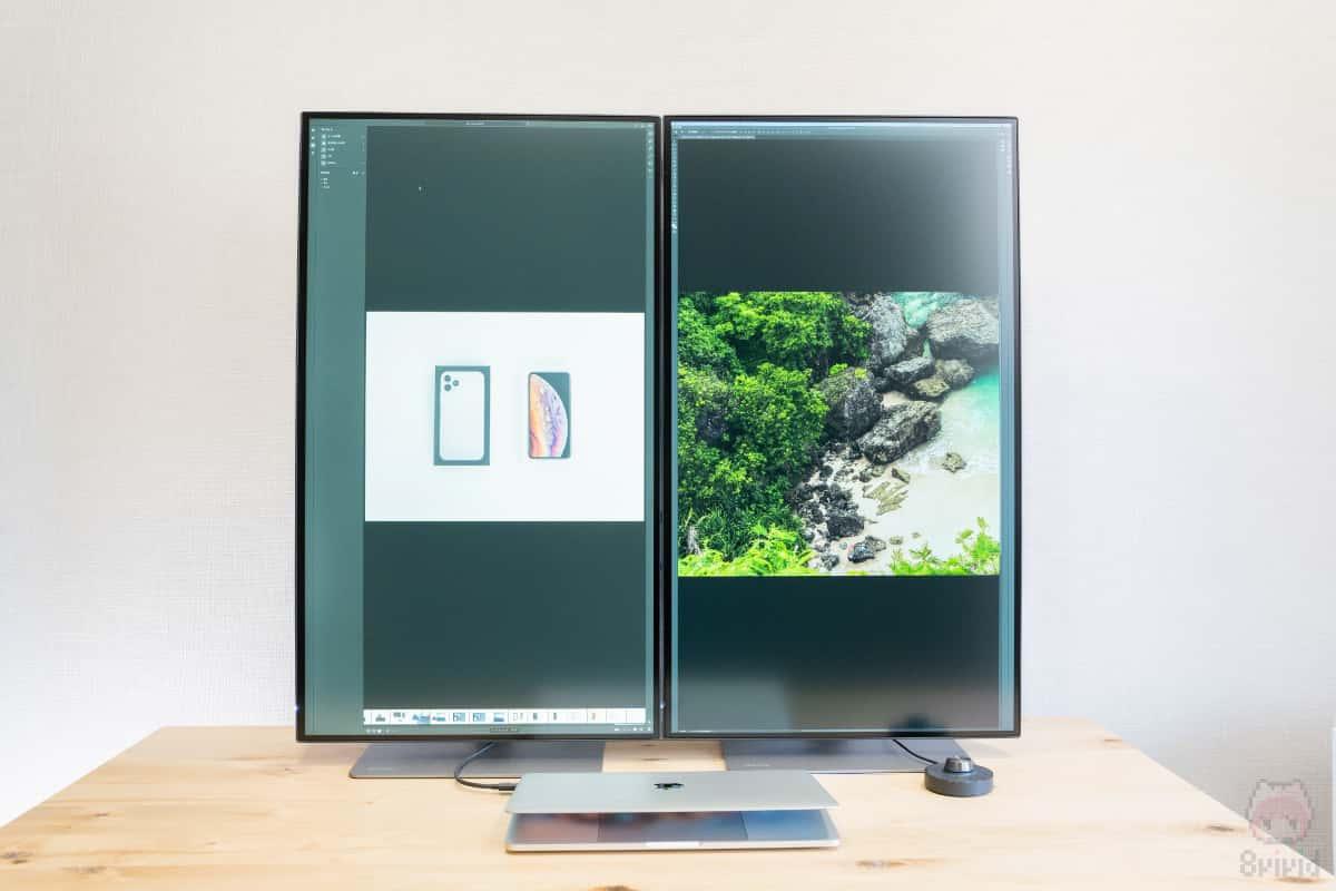 カラーモードの切り替えを含めて、画像編集が加速する。
