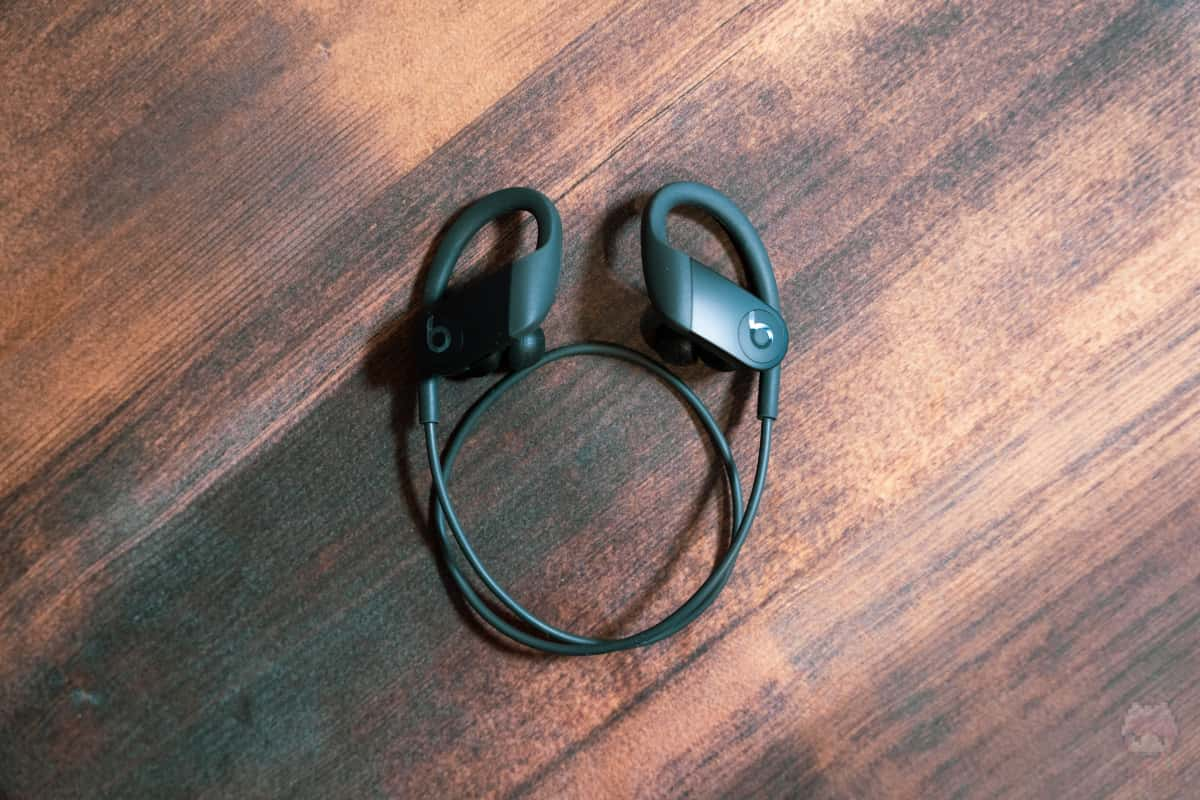 Powerbeats(4th Gen)本体。