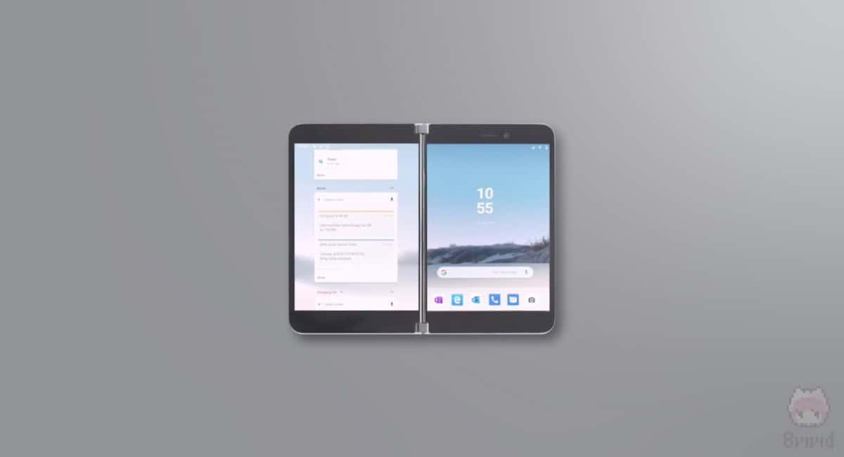 Surface Duoについて