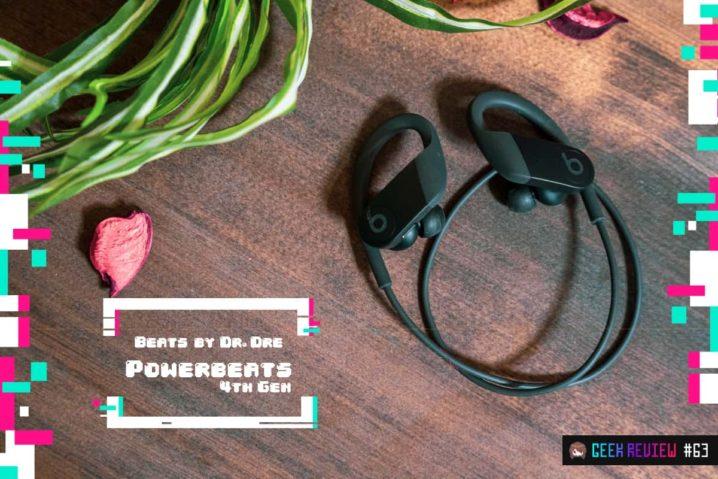 【レビュー】Beats by Dr. Dre『Powerbeats(4th Gen)』—これがスポーツ用ネックバンドイヤホンの答え