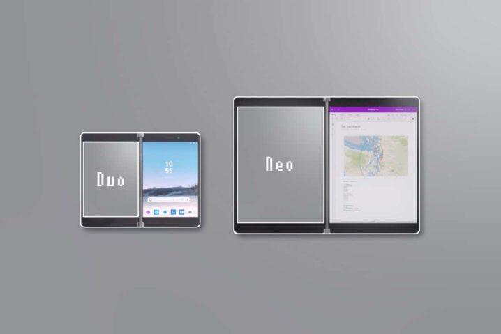 "Surface Duo/Neoは似ているけど全く別物。私的な使い方の未来""妄想""図"