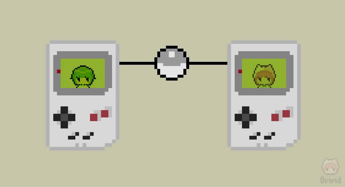 ゲームボーイにおける『通信ケーブル』の存在は偉大。