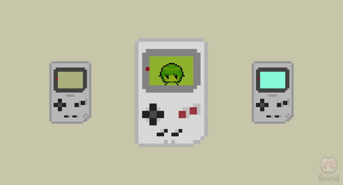 ゲームボーイは小さなタイムマシンである。