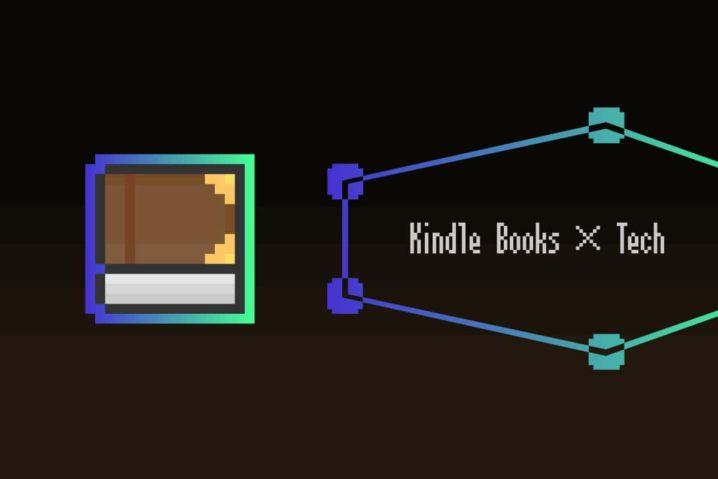 開催中のKindle本セールで購入した技術書籍と読む習慣の話