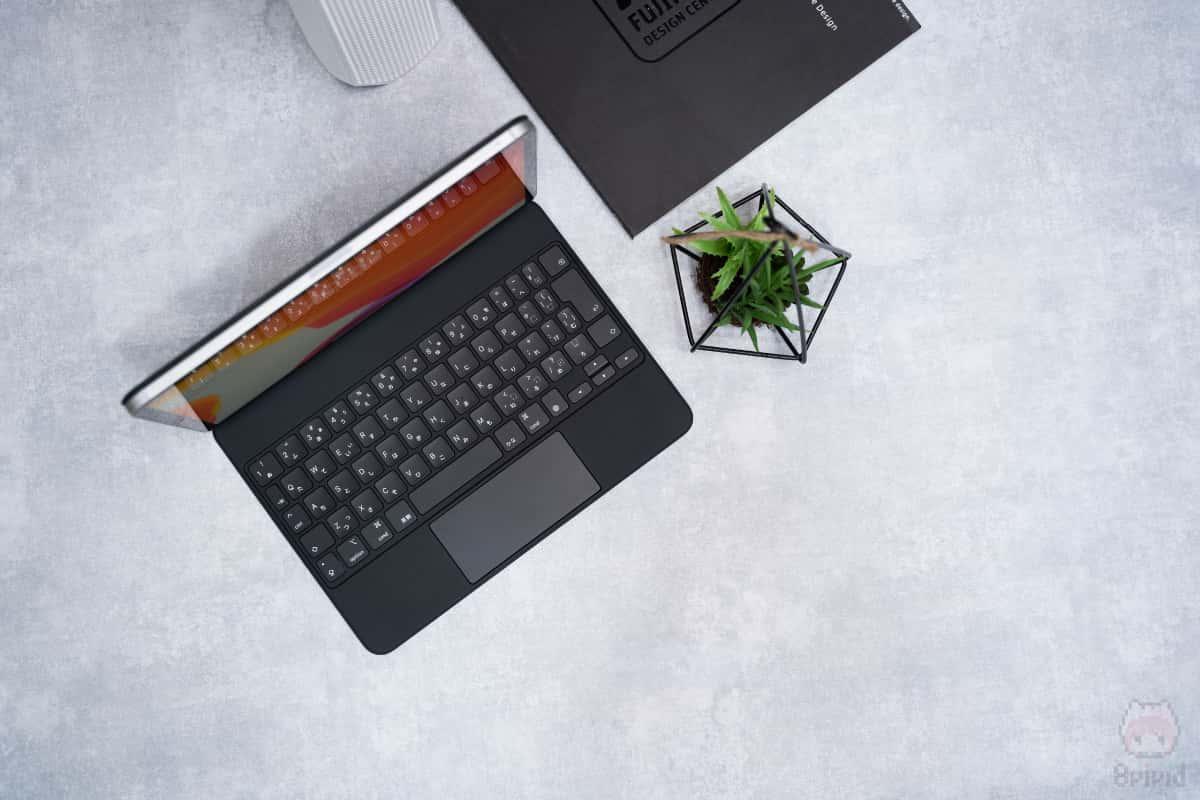決して万人受けはしないMagic Keyboard。