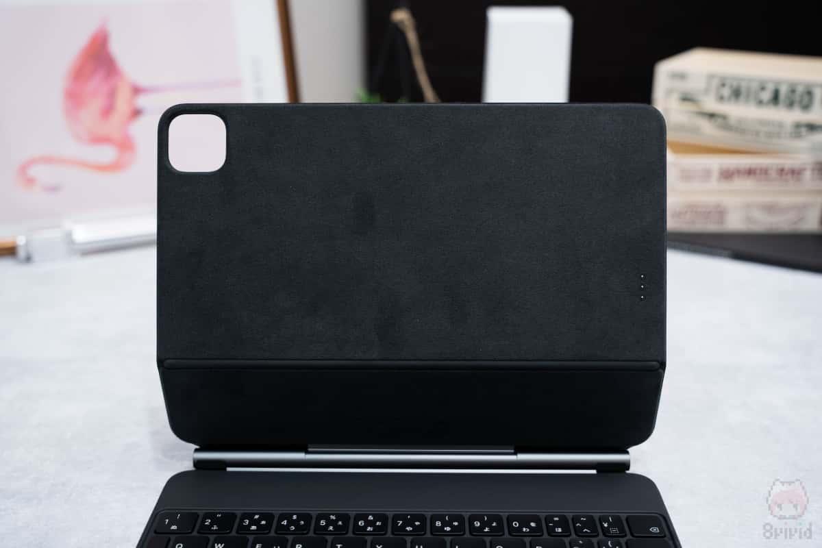 Magic Keyboard本体装着面。