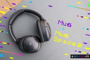 【レビュー】Mu6『Mu6 Space 2』—強力ノイキャン&外音取り込みが魅力のIndiegogo発ヘッドホン[PR]