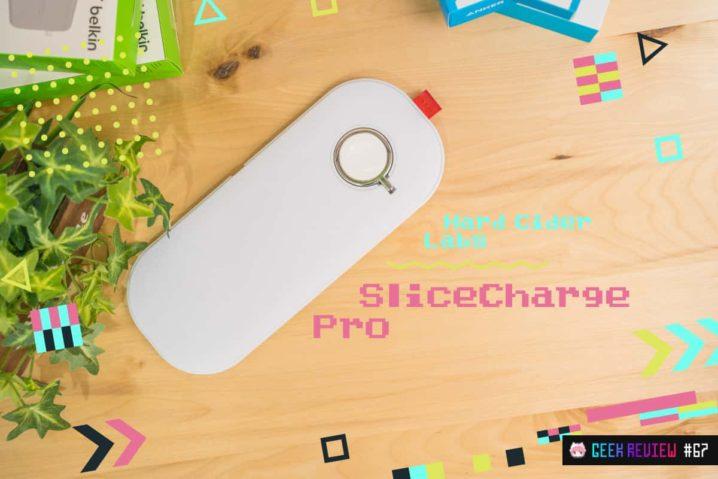 【レビュー】Hard Cider Labs『SliceCharge Pro』—見つけた。AirPower代替のQiワイヤレス充電器