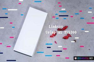 """【レビュー】Linksys『Velop AX MX5300』—Wi-Fi 6対応な""""真の""""トライバンドメッシュルーター"""